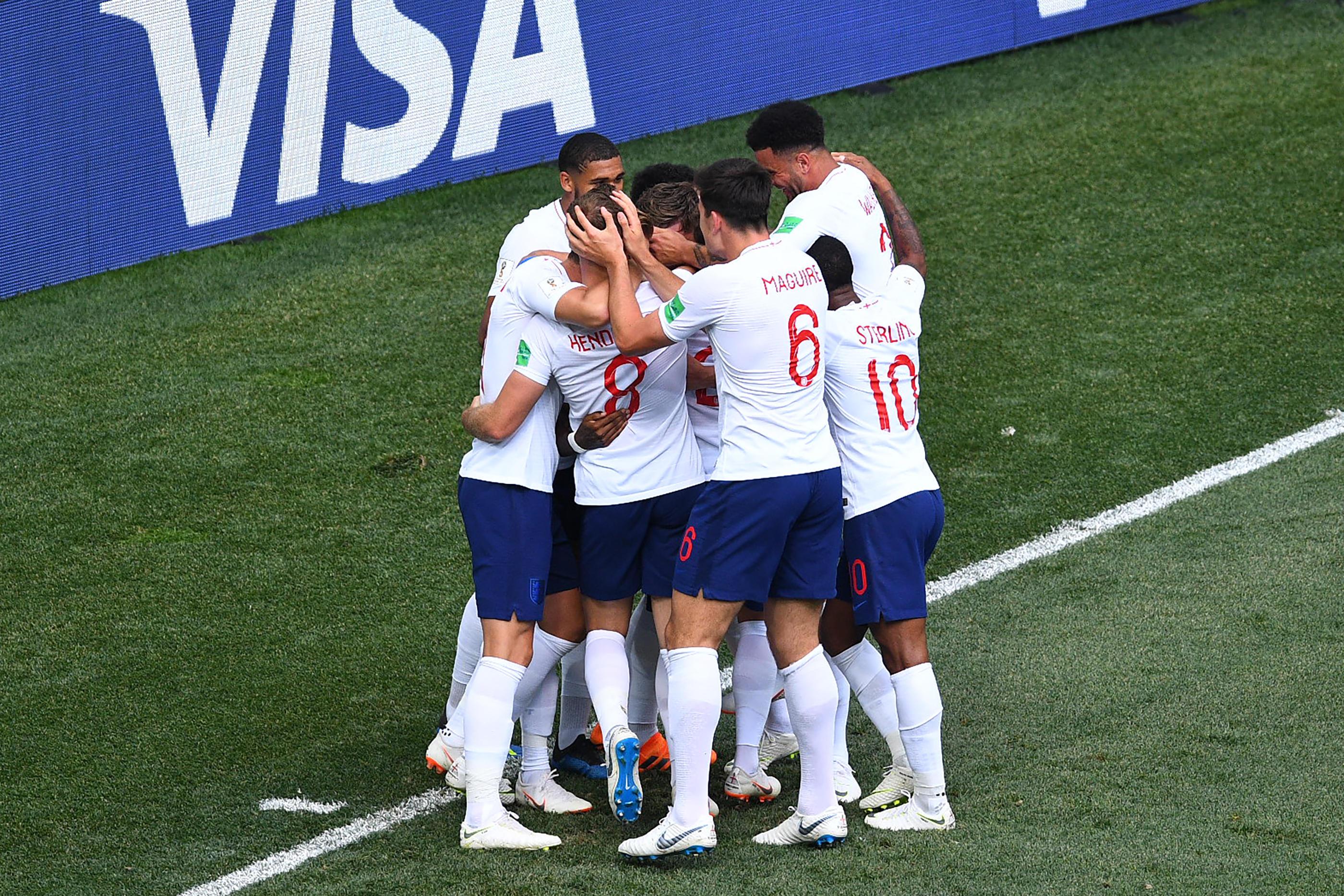 Mondiali 2018: Inghilterra-Panama 6-1, le foto del match