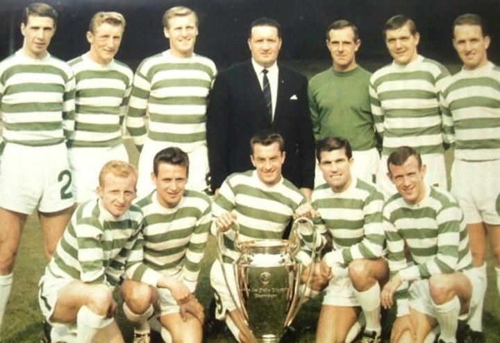 Celtic, 1967. Finale vinta contro l'Inter 2-1