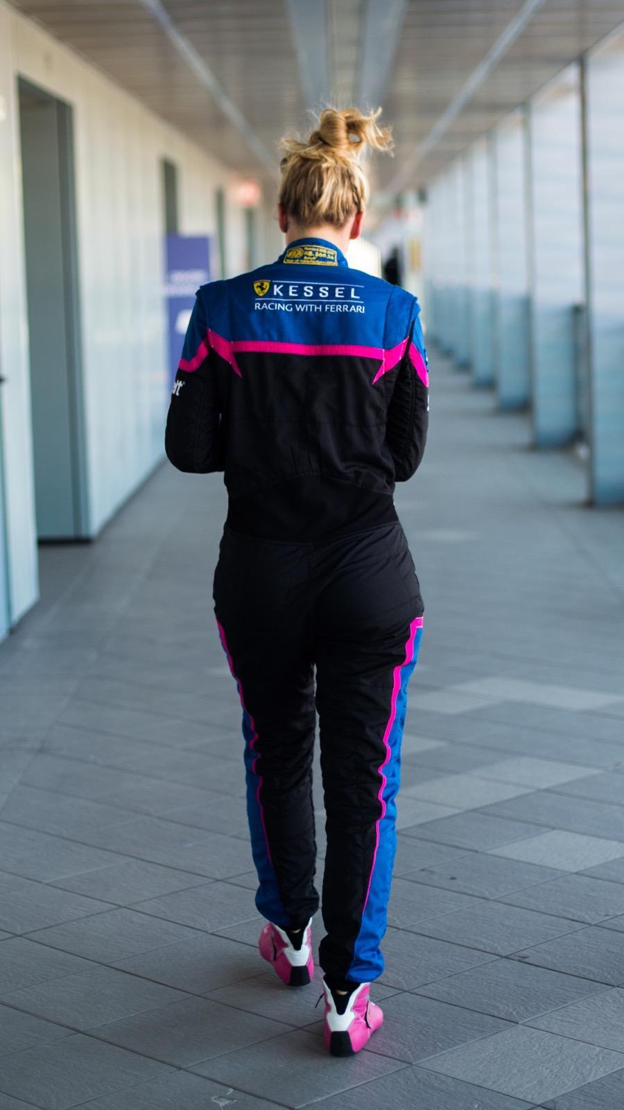 Kessel Racing ha affidato a Manuela Gostner, Rahel Frey e Michelle Gatting una 488 GTE e nelle weekend saranno impegnate a Monza nella 4 Ore dell'European Le Mans Series.