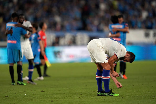 La delusione di Olivier Giroud