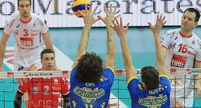 Volley, A1: rullo Macerata, battuta anche Modena