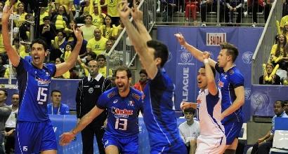 World League 2014: Italia inarrestabile, altro 3-0 all'Iran