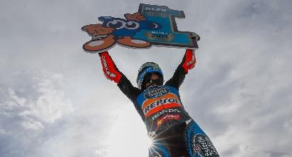 Alex Marquez campione del mondo Moto3 2014