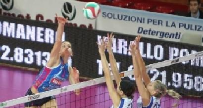 Volley, A1 femminile: Modena stende Novara, è sorpasso