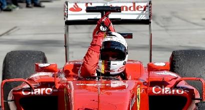 """F1, Vettel: """"Questa vittoria è per Jules, aveva la Ferrari nel futuro"""""""