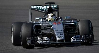 F1, GP Belgio: pole record di Hamilton a Spa. Disastro Ferrari