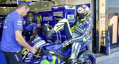 """MotoGP, Rossi: """"Certe cose non passano in un giorno"""""""
