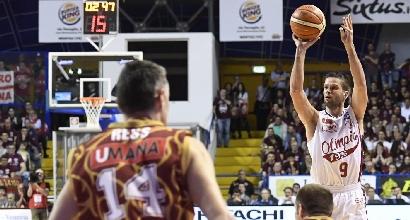 Basket, playoff Serie A: Milano da horror, Venezia sul 2-1
