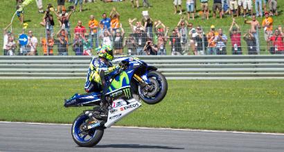 """MotoGP a Spielberg, Rossi: """"Peccato per il podio"""""""