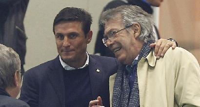 """Inter, Moratti promuove Pioli: """"Scelta di buon senso"""""""