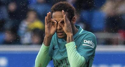 Barcellona, Neymar verso il processo per corruzione: rischia due anni di reclusione