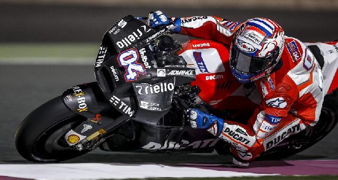 MotoGp, test a Losail: carena rivoluzionaria per la Ducati<br />