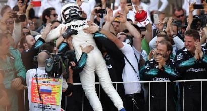 """F1, Bottas: """"Ora voglio il Mondiale"""""""