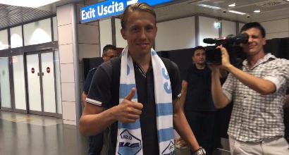 Lazio, Keita salta l'amichevole e va a Milano. Arriva Lucas Leiva