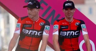 Vuelta di Spagna, prima tappa: alla BMC la cronosquadre, Dennis in rossa