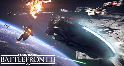 Star Wars Battlefront II: il trailer ufficiale