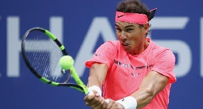 Tennis, US Open: Nadal show contro Rublev, è semifinale