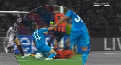 Champions League: la moviola della prima giornata