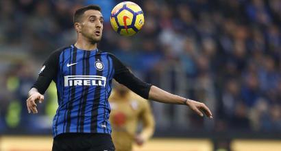 Inter, Vecino salta il Chievo: risentimento muscolare