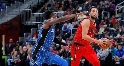 Nba: Belinelli resta ad Atlanta, rivoluzione Cavaliers