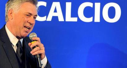 Ancelotti nuovo ct della Nazionale: blitz nella notte, l'accordo è vicino