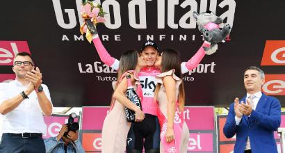 """Giro d'Italia, Froome: """"E' un sogno che si realizza"""""""