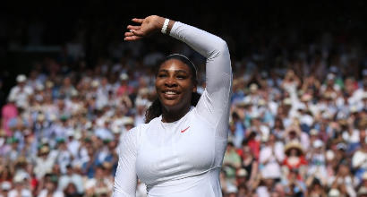 """Wimbledon, """"mamma Serena"""" a caccia di record"""