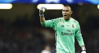 "Real Madrid, Keylor Navas: ""Io via? Neanche morto"""