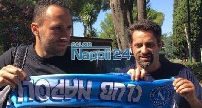 Napoli, ecco Ospina: visite mediche e firma con il club azzurro
