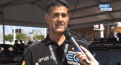 """Davide Bonamico: """"Allestimento e sicurezza come qualsiasi auto da corsa"""""""