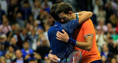 Us Open, Djokovic batte Del Potro