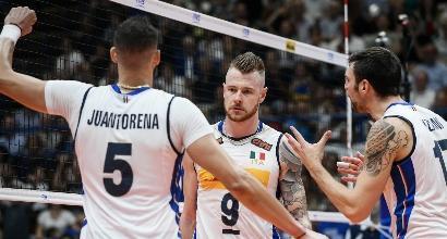 Volley, Mondiali Final Six: Italia nel gruppo J con Polonia e Serbia