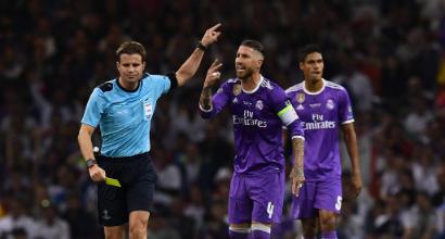 Ramos positivo dopo Juve-Real 2017