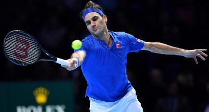 """Federer punta quota 100: """"Spero in un grande 2019"""""""
