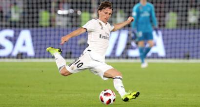 Real, Modric rifiuta il rinnovo: l'Inter offre 10 milioni a stagione