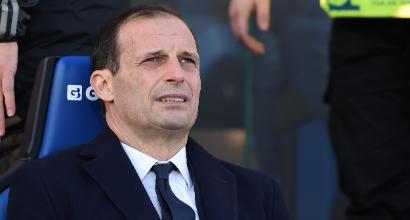 """Juventus, Allegri: """"La Coppa Italia è un obiettivo. Mercato? Stiamo bene così"""""""