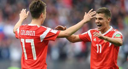Qualificazioni Euro 2020, Belgio-Russia in diretta su Canale 20