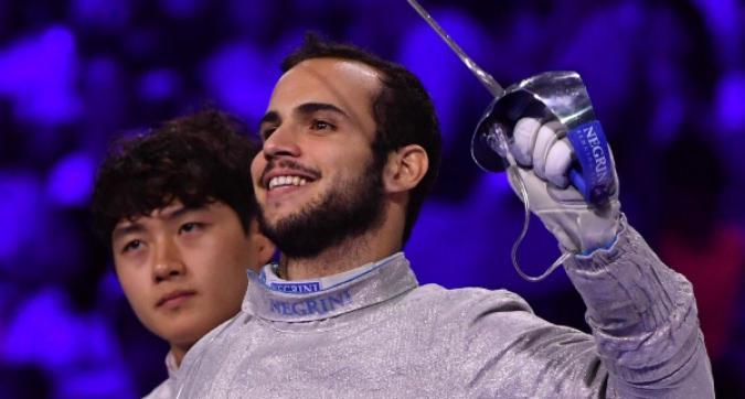 Mondiali scherma: Curatoli bronzo nella sciabola, prima medaglia italiana