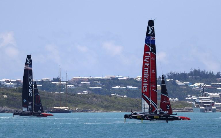 America's Cup: trionfa New Zealand