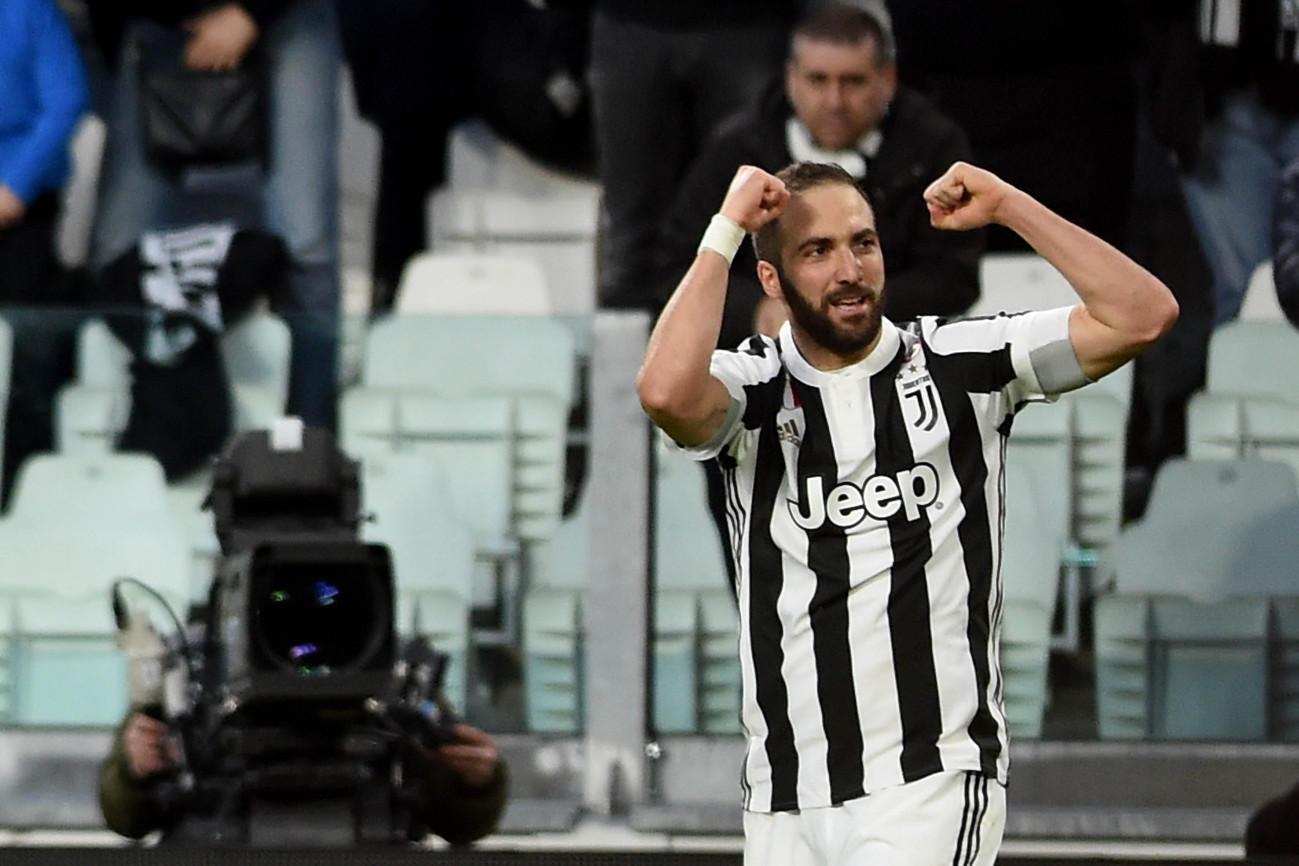 Gonzalo Higuain, 110 gol in Serie A