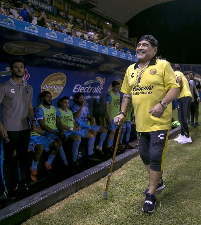 Messico, ai Dorados di Maradona l'andata della finale contro il San Luis