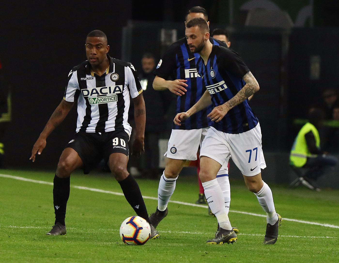 Musso stoppa l'Inter: con l'Udinese è 0-0