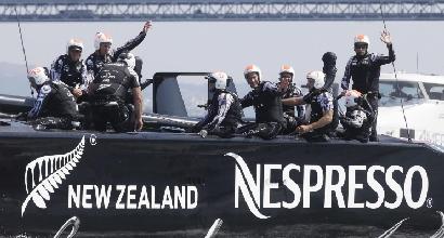 Coppa America: New Zealand mette in riga Oracle
