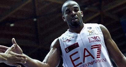 Basket, Serie A: vittorie facili per Siena e Milano