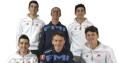 Il Team Italia 2014