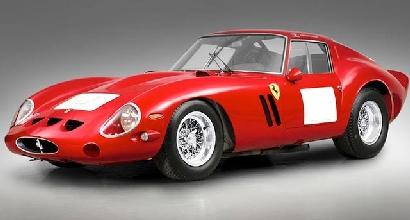 Le Ferrari 250 GTO Berlinetta, foto dal web