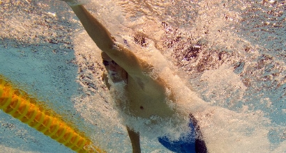 Europei nuoto, foto AFP