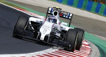 Williams: confermati Massa e Bottas per il 2015