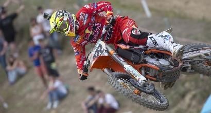 Motocross, gli orari tv del GP di Francia