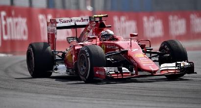 Formula 1: Ferrari da incubo, Vettel irriconoscibile